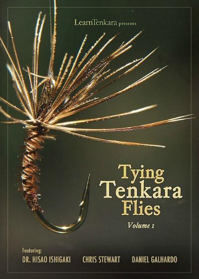 Tying Tenkara Flies Vol.1