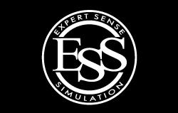 Daiwa Expert Sense Simulation logo
