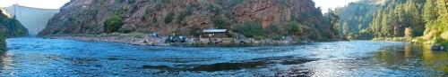 Green River Boat Ramp