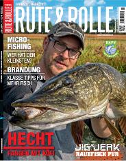 Rute & Rolle magazine cover