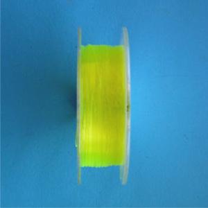 Hi-vis Yamatoyo tenkara line - bright chartreuse