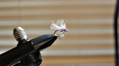 Finished Reaper Midge in Size 14