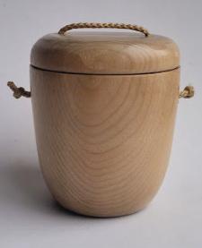 Wooden Bait Boxes by Les