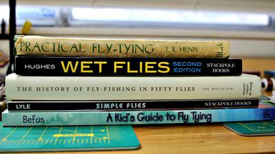 Five of My Favorite Fly-Tying Books