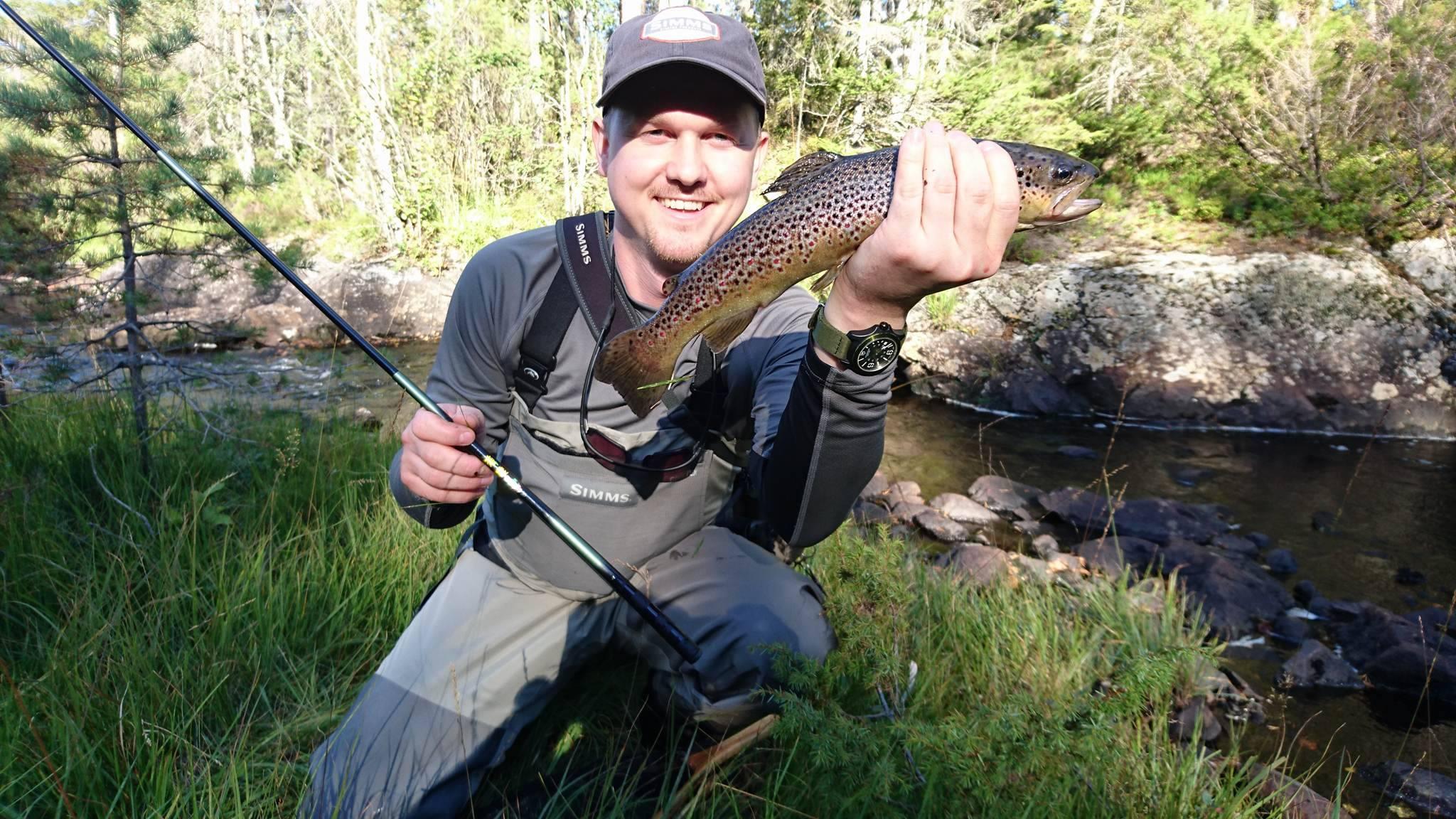 my hobby of fishing essay