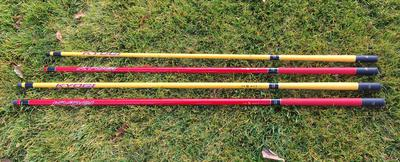 All Four Kyogi Rods