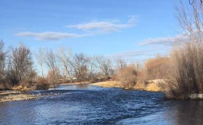 Boise River near work