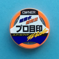 Owner Pro Marker spool, fluorescent orange