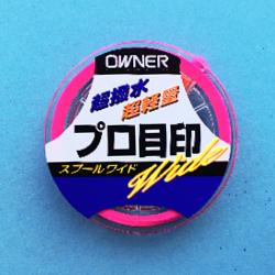 Owner Pro Marker spool, fluorescent pink