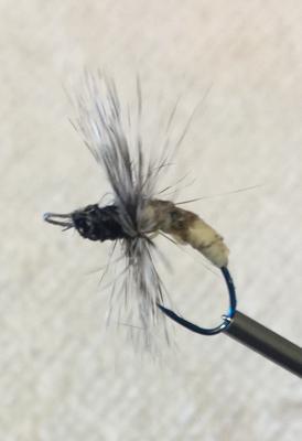 Amago Snakeskin Fly