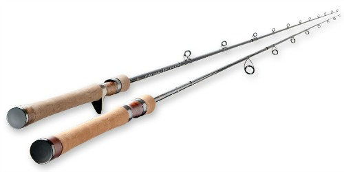Tenryu UL Spinning and Baitcasting Rods