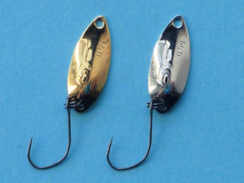 Fly rod spoons.