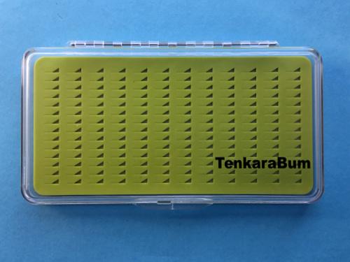 TenkaraBum Silicone Fly Box