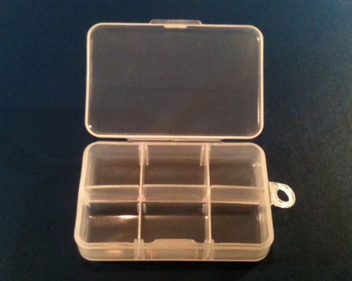 Minimalist Fly Box
