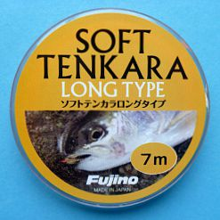 Soft Tenkara Long Type. Tapered Lines.