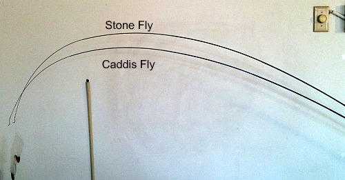 Bend profile Stone Fly and Caddis Fly 330
