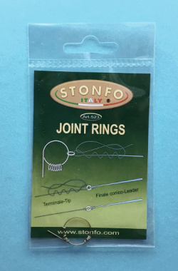 Package of Tippet Rings