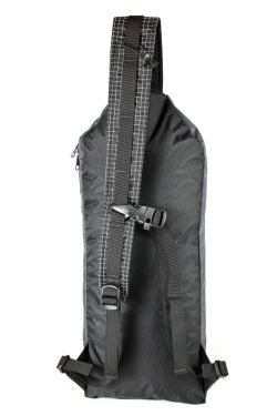 Zimmerbuilt Sling Lite showing shoulder strap.