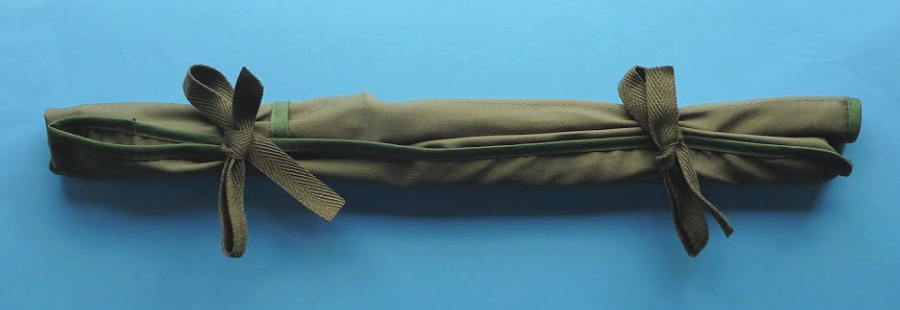 The Tenryu Rayz Integral RZI50UL-4 and RZI50L-4 now come with a cloth rod sock.