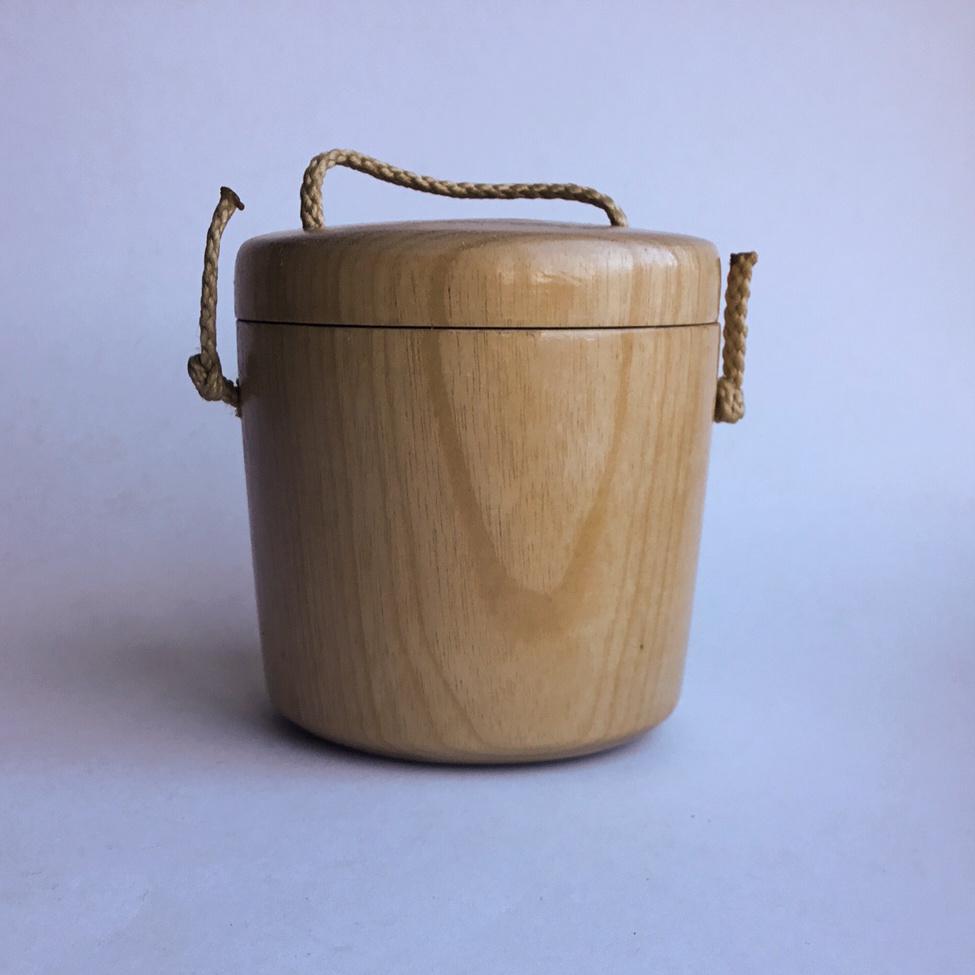 Myrtlewood Bait Box