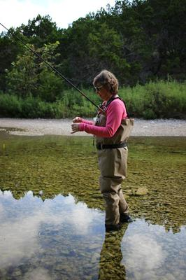 Many Women Enjoy Tenkara for the Same Reasons as Men