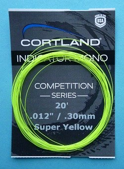 Cortland Indicator Mono Super Yellow