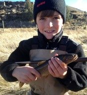 cutthroat trout - Noah S