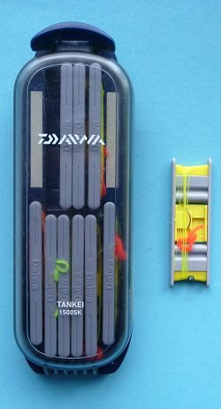 Daiwa Tankei 1500SK keiryu line holders