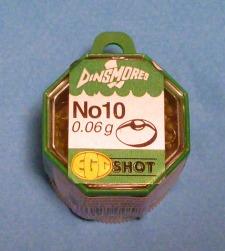 Dinsmore No.10 Shot dispenser