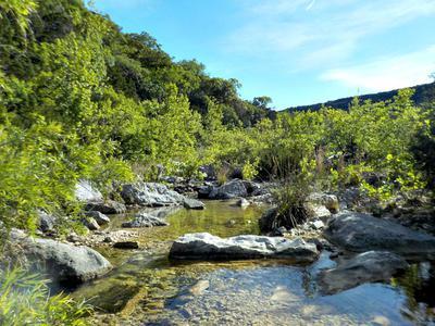 Creeks . . .