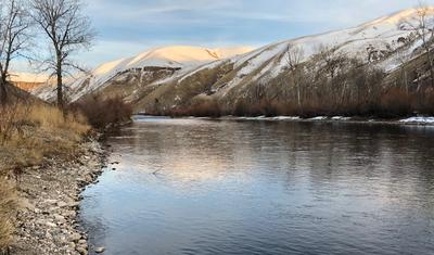Winter on the South Fork