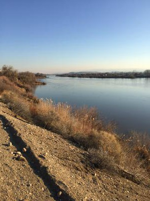 Snake River by my house