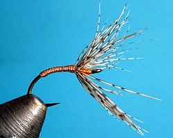 Sakasa Copperbari - copper wire body