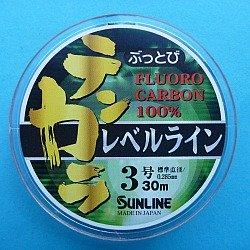Sunline Fluorocarbon level line