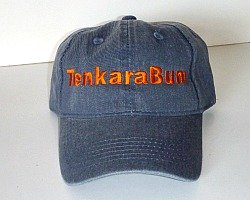 TenkaraBum Cap - Blue Denim