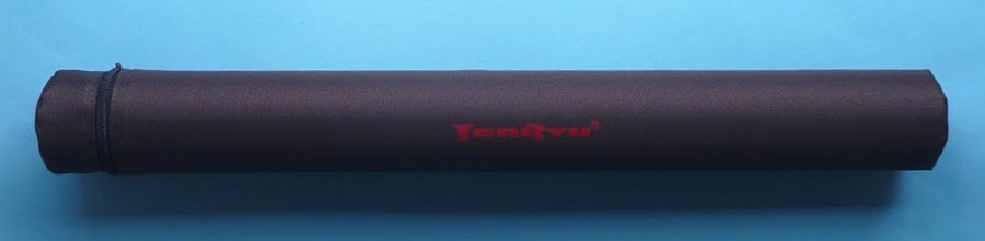 Rod case that comes with the Tenryu Ray Integral RZI50UL-4