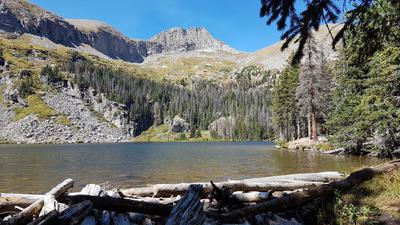 Lower Sand Creek Lake