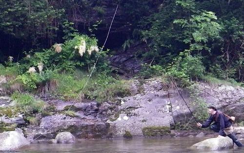 pesca all Valsesiana