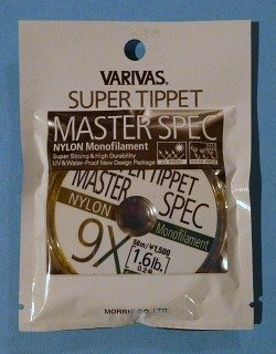 Varivas 9X tippet package