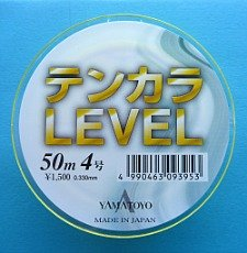 Spool of Yamatoyo Hi-Vis tenkara line, size 4