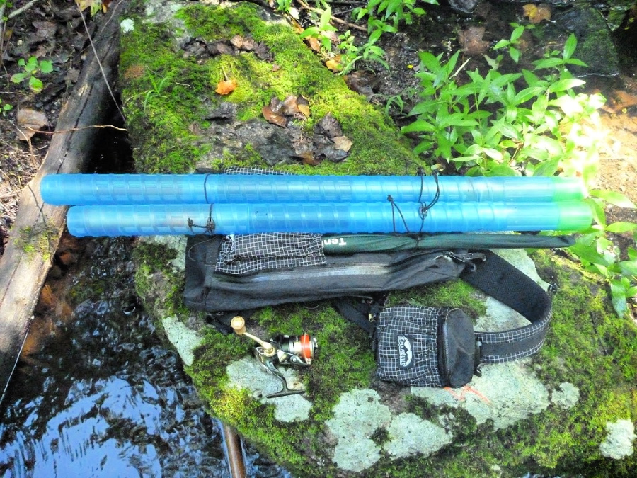 Long Rod Cases with ZimmerBuilt Spin/BFS Guide Sling